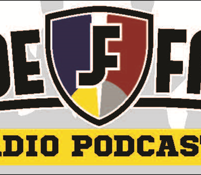 Joe Fan Show Logo-R - Radio Podcasts